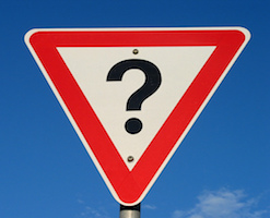 question mark sign by Colin Kinner in 2008.jpg