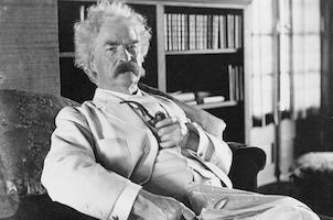Mark Twain courtesy of skeeze at pixabay.jpg